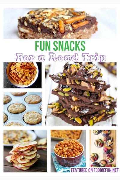 20 Road Trip Snacks