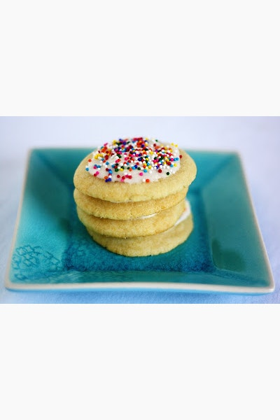 Buttermilk Sugar Cookies