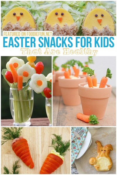 24 Easter Treats for Kids