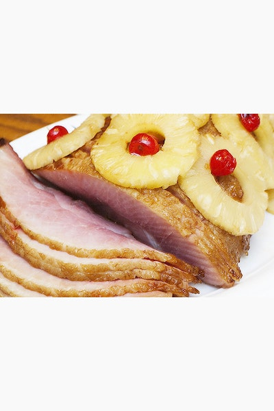 Holiday Glazed Ham