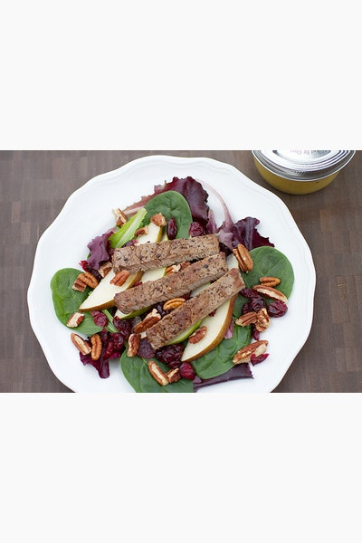 Tenderloin, Cranberry and Pear Salad – Healthy Meals to Fuel the Family: Week Two