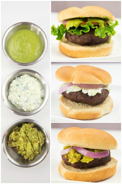Three Ways to Spice Up Your Summer Burgers